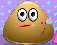 Pou after injury Pou j�t�kok ingyen