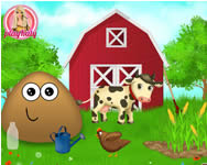 Pou at the farm Pou j�t�kok ingyen
