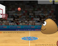 Pou baskettball j�t�k
