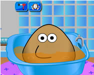 Pou bath and care Pou játékok