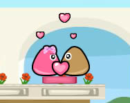 Pou lovely kiss j�t�k