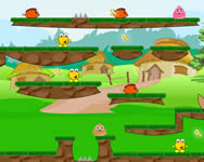 Pou village adventure j�t�k